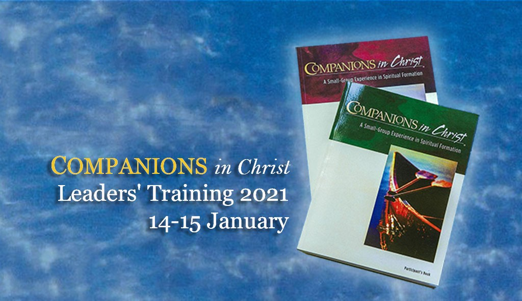 COMPANIONS in Christ Leaders' Training