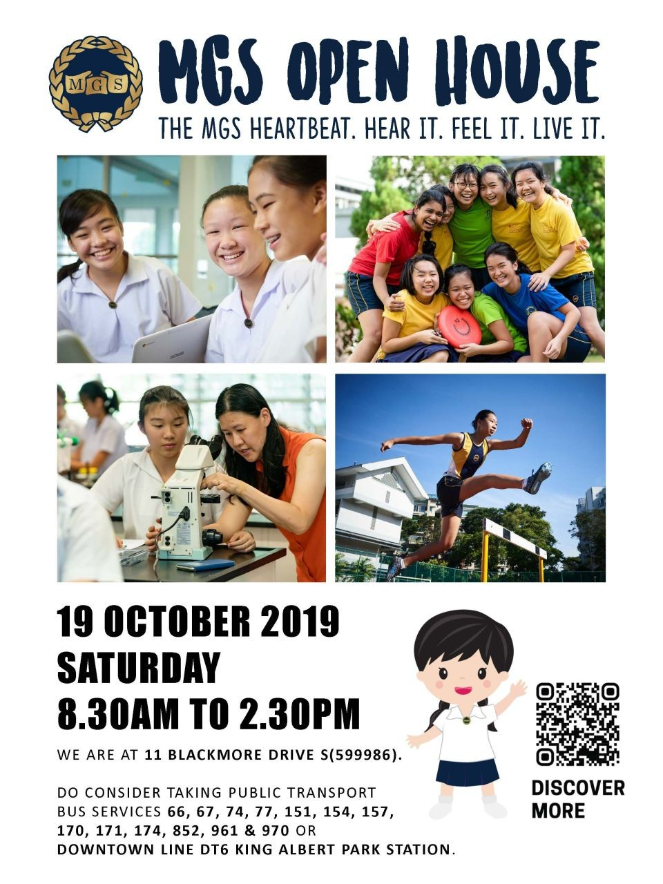 MGS Open House 2019
