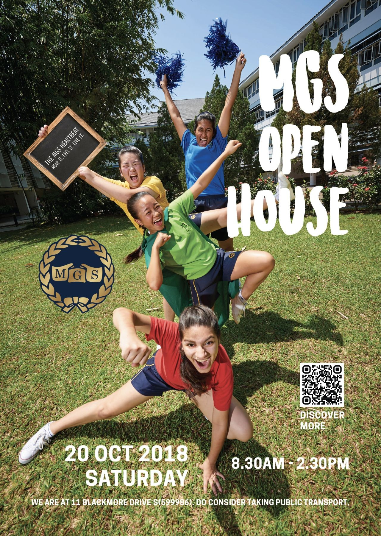 MGS Open House 2018