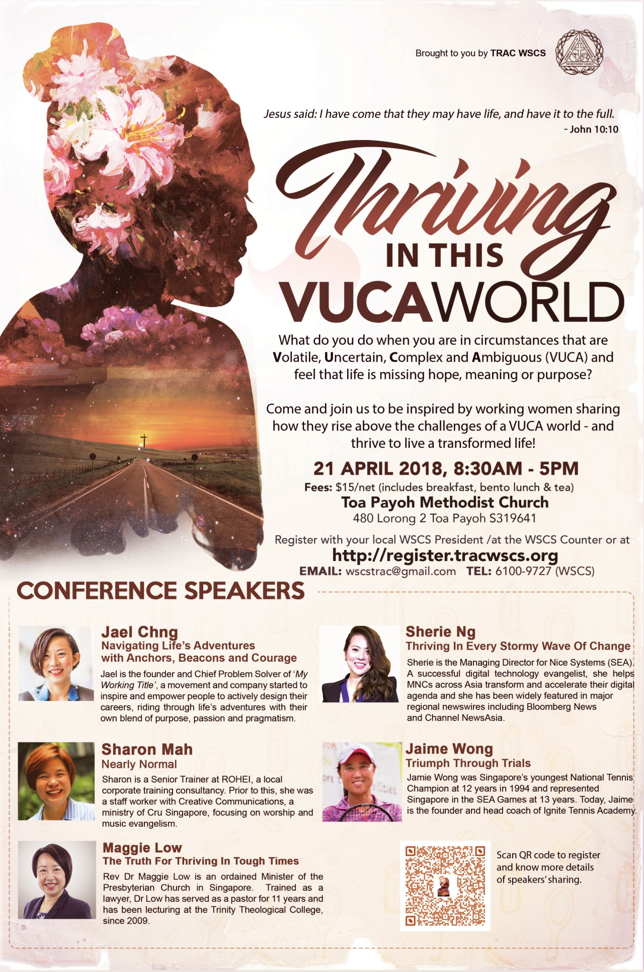 Thriving in this VUCA World (TRAC WSCS)