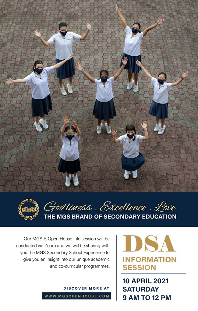 MGS e-Open House Information Session