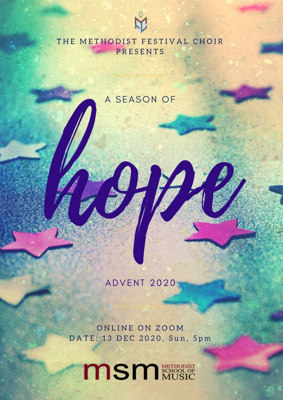 MFC Advent 2020: A Season of Hope
