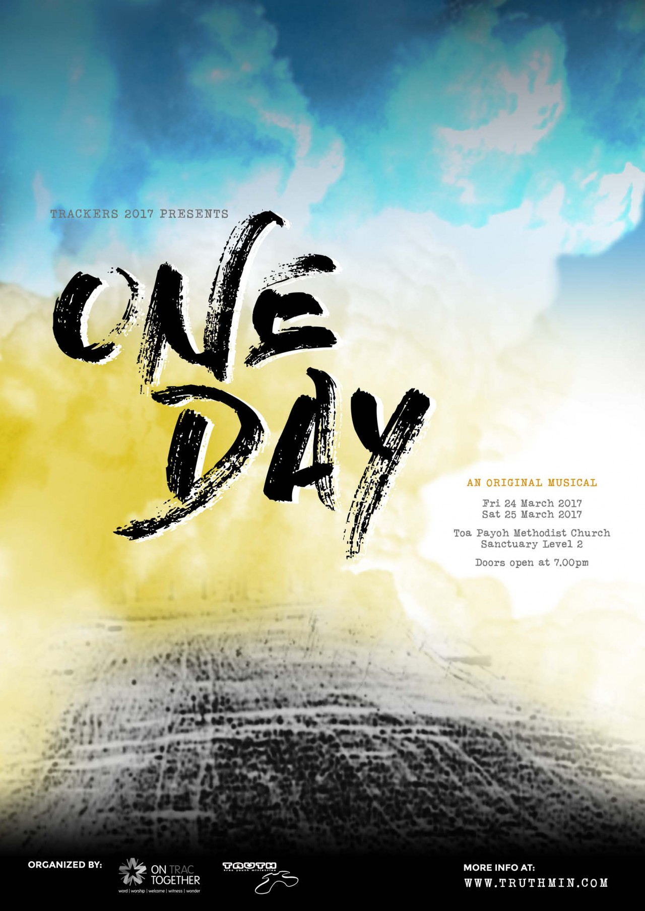 TRACKERS 2017 Musical: One Day