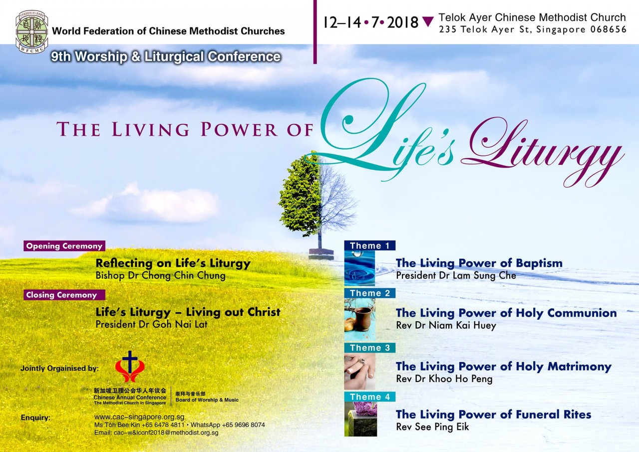Worship & Liturgical Conference 2018 (WFCMC)