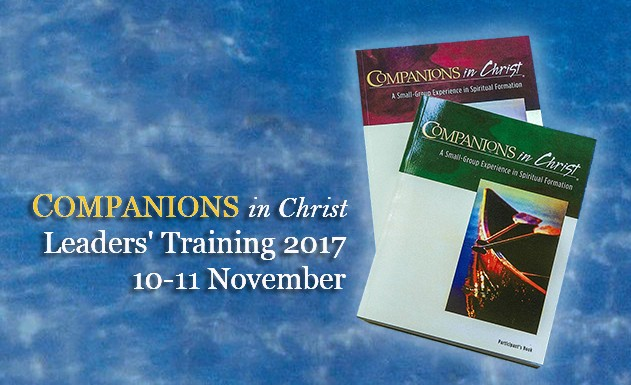 COMPANIONS in Christ Leaders' Training 2017