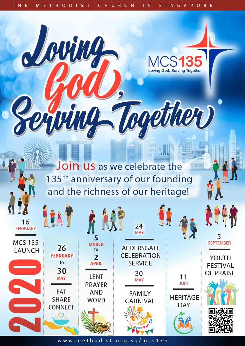MCS 135: Youth Conference