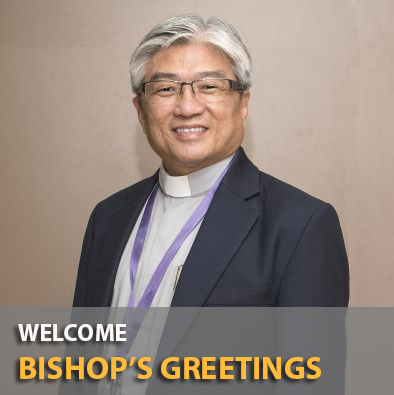 Welcome by Bishop Dr Chong