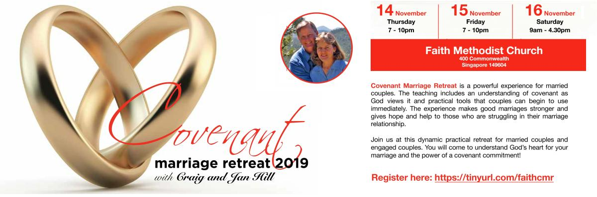 Covenant Marriage Retreat