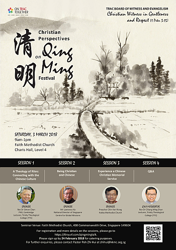 Christian Perspectives Qingming Festival