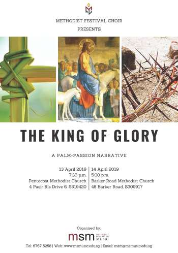 The King of Glory: A Palm-Passion Narrative