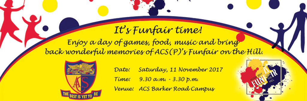 ACS (Primary) 2017 Funfair on the Hill